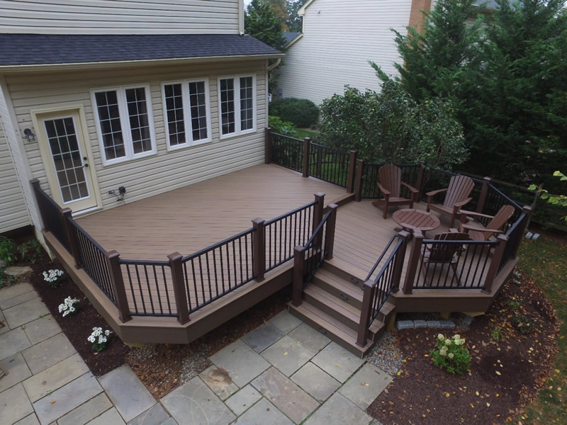 Capped Composite vs. Capped Polymer Decking