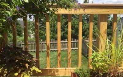 Deck Railing Decisions