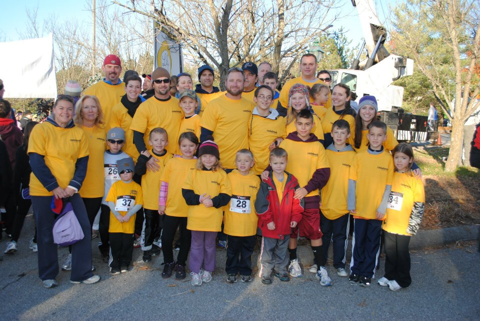 Join Team Cedarbrook for Lily's Hope 5K