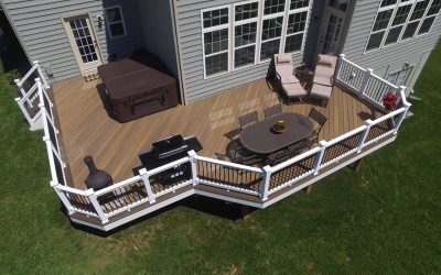 Composite Deck Care and Cleaning