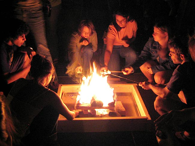 Fire Pits, Pros & Cons