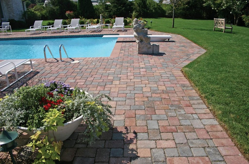 PAVING THE WAY FOR YOUR OUTDOOR SPACE